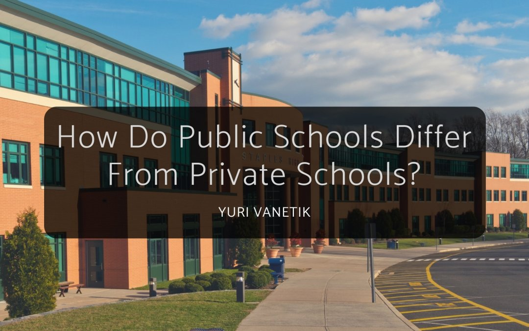 How Do Public Schools Differ From Private Schools?